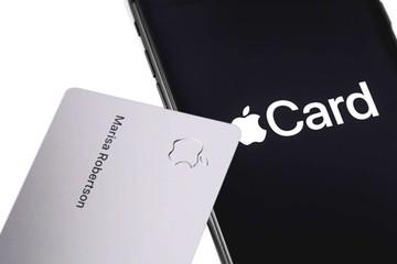 Apple và Goldman Sachs phát hành thẻ tín dụng Apple Card