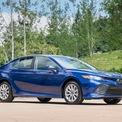 """<p class=""""Normal""""> Toyota Camry. Ảnh: <em>Toyota</em>.</p> <p class=""""Normal""""> <strong>8. Toyota Camry</strong></p> <p class=""""Normal""""> Doanh số: 349.944</p> <p class=""""Normal""""> Tăng/giảm so với cùng kỳ 2018: 3,5%</p> <p class=""""Normal""""> Cùng với Corolla và RAV4, Camry là một trong 3 mẫu xe bán chạy nhất của Toyota. Mẫu xe này hiện được sản xuất tại nhiều nước trên thế giới.</p>"""