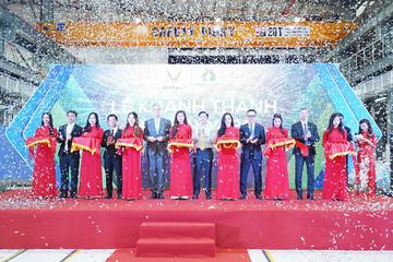 Khánh thành nhà máy VAPA liên doanh Nhựa An Phát và VinFast