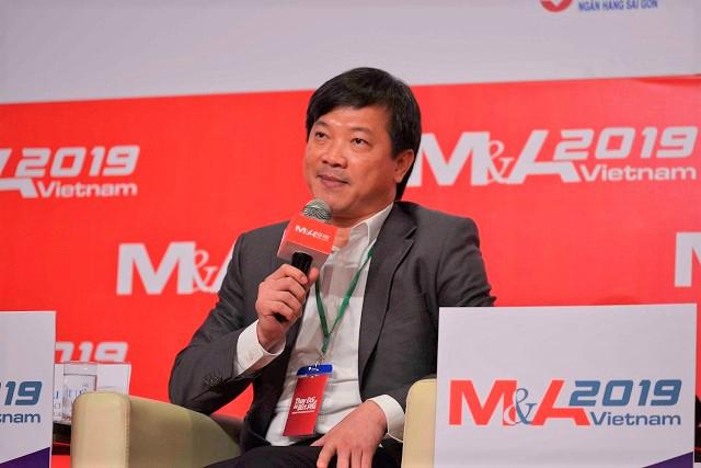 Ông Mai Hữu Tín chia sẻ việc đổi tên Gỗ Trường Thành sang ToTal Furniture