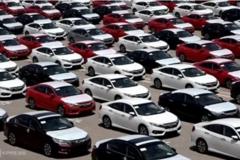 Nhập khẩu ôtô tăng hơn 500% trong nửa đầu năm 2019