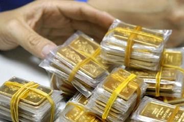 Vàng vượt 41 triệu đồng/lượng