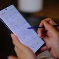 <p> Với thế hệ Note mới, người dùng có thể chuyển đổi ghi chú viết tay sang chữ viết dạng văn bản.</p>