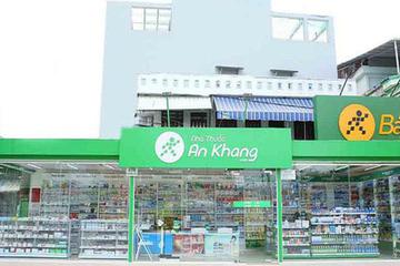Chuỗi nhà thuốc An Khang lỗ hơn 5,3 tỷ từ khi Thế giới Di động đầu tư