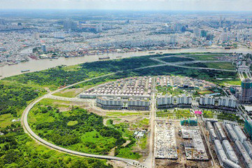 Sắp đấu giá khu đất hơn 74.000 m2 xây khách sạn ở Thủ Thiêm
