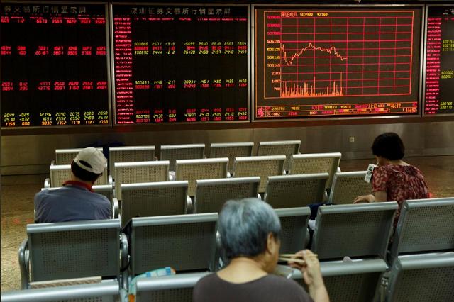 Chứng khoán châu Á phục hồi sau chuỗi giảm 8 phiên