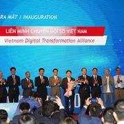 FPT, Viettel, VNG tham gia 'Liên minh chuyển đổi số Việt Nam'