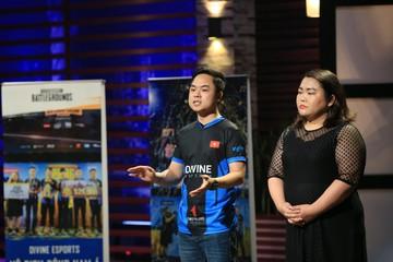 Chơi game vẫn tốt nghiệp bằng giỏi, CEO startup thể thao điện tử Divine Corp gọi vốn tại Shark Tank Việt Nam