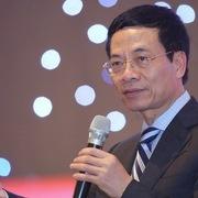 Bộ trưởng Nguyễn Mạnh Hùng: 'Việt Nam muốn thay đổi thứ hạng cần đi nhanh và đi đầu'