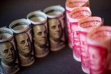 Trung Quốc để một USD 'ăn' hơn 7 NDT lần đầu tiên kể từ 2008