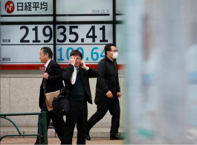 Chứng khoán châu Á giữ đà tăng nhờ tín hiệu tích cực từ Nhật Bản, Trung Quốc