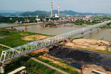 Đường sắt từ Hải Dương đi Quảng Ninh 15 năm chưa hoàn thành