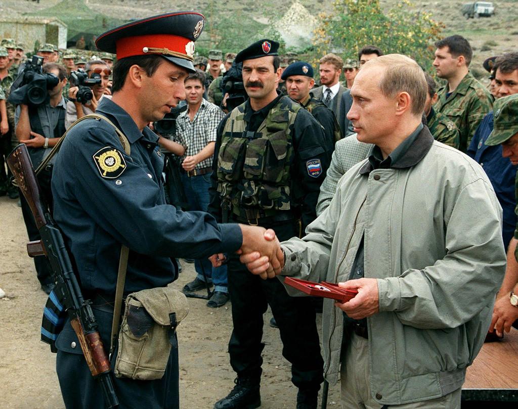putin - 11 1565448270 - 20 năm cầm quyền của Tổng thống Putin: Từ nhà cải cách đến lãnh đạo cứng rắn