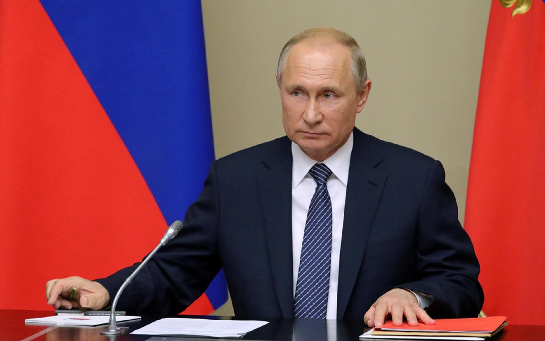 putin - 16 1565448272 - 20 năm cầm quyền của Tổng thống Putin: Từ nhà cải cách đến lãnh đạo cứng rắn