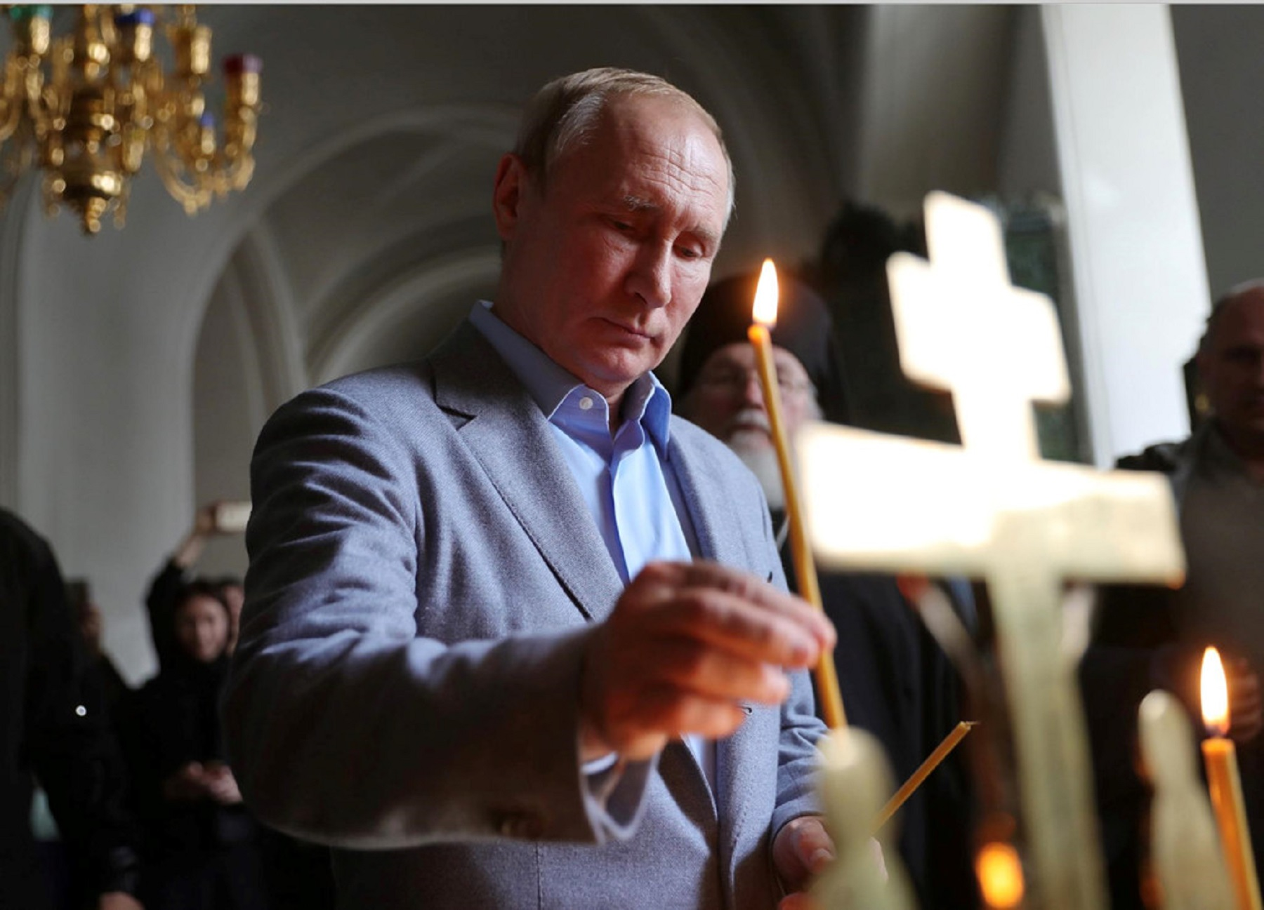 putin - 18 1565448273 - 20 năm cầm quyền của Tổng thống Putin: Từ nhà cải cách đến lãnh đạo cứng rắn