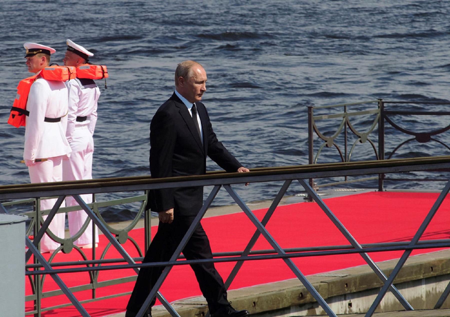 putin - 19 1565448274 - 20 năm cầm quyền của Tổng thống Putin: Từ nhà cải cách đến lãnh đạo cứng rắn