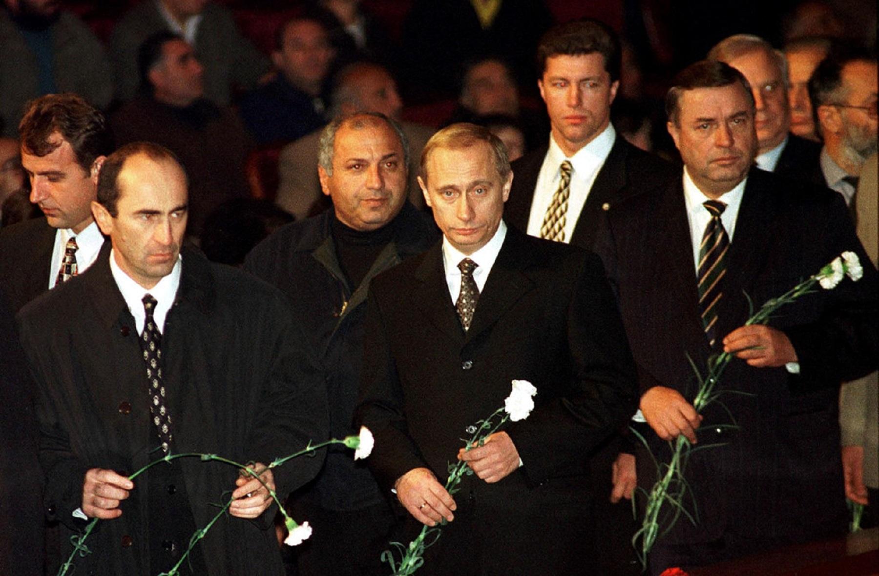 putin - 7 1565448268 - 20 năm cầm quyền của Tổng thống Putin: Từ nhà cải cách đến lãnh đạo cứng rắn
