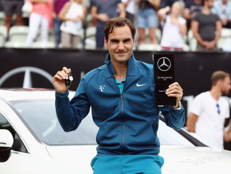 federer - A17 1565441239 - Cuộc sống đáng mơ ước của tay vợt giàu có nhất thế giới