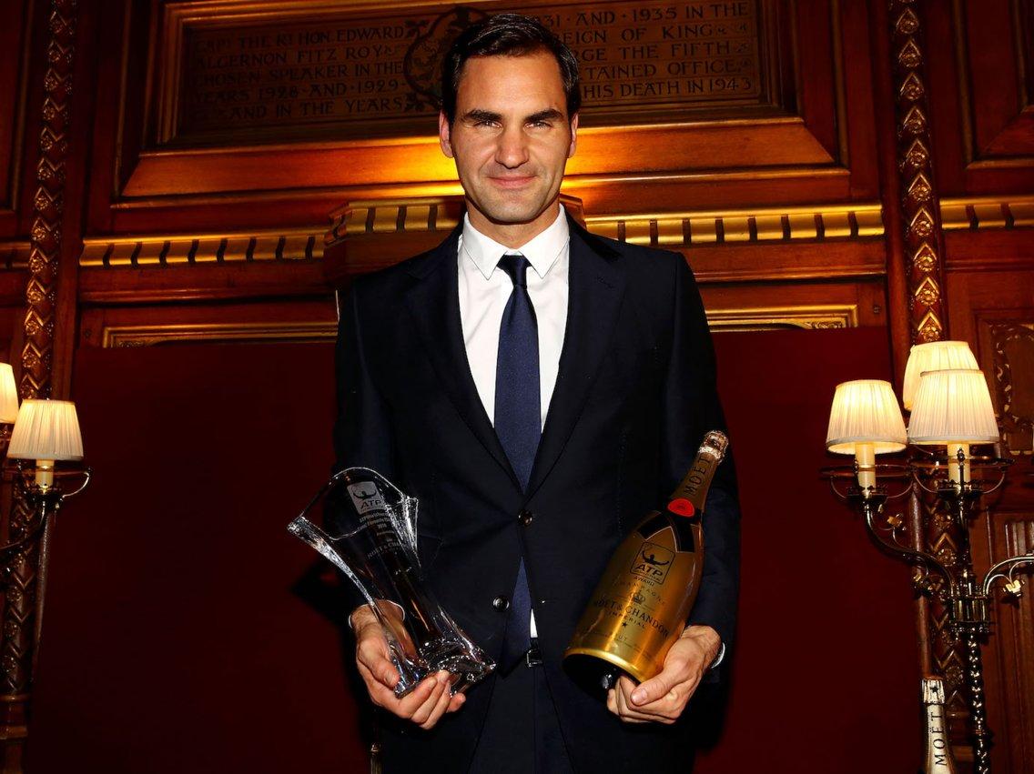 federer - A19 1565441240 - Cuộc sống đáng mơ ước của tay vợt giàu có nhất thế giới