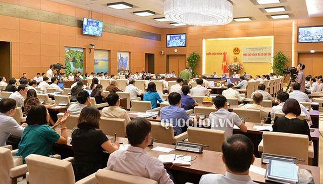 Chuẩn bị chất vấn Phó Thủ tướng và 15 bộ trưởng, trưởng ngành