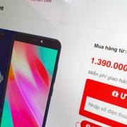 Vsmart bán điện thoại 4G giá 1,4 triệu đồng