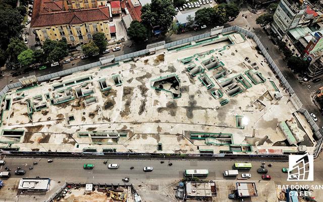 Tái khởi động dự án 6 sao khu tứ giác Bến Thành, TP HCM
