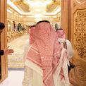 """<p class=""""Normal""""> <strong>4. Al Saud</strong></p> <p class=""""Normal""""> Tổng tài sản: 100 tỷ USD</p> <p class=""""Normal""""> Trụ sở: Saudi Arabia</p> <p class=""""Normal""""> Gia tộc Al Saud nắm quyền cai trị Saudi Arabia. Nhiều thành viên hoàng gia kiếm tiền bằng cách thành lập các doanh nghiệp phục vụ các công ty nhà nước. Riêng thái tử Mohammed bin Salman sở hữu tài sản hơn 1 tỷ USD. (<span>Ảnh:</span><em>The New York Times).</em></p>"""