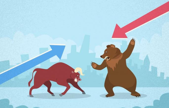 Dòng tiền luân chuyển giữa các nhóm vốn hóa lớn, thị trường duy trì sắc xanh nhẹ