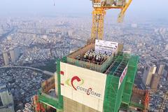 Quỹ Hàn Quốc thoái hơn 8% vốn Coteccons khi kết quả kinh doanh xuống đáy