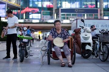 'Dịch vụ 1 tệ' chăm sóc người già ở Trung Quốc