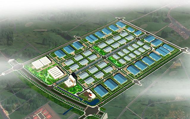 Ecopark và tập đoàn Hàn Quốc hợp tác phát triển KCN sạch gần 140 ha tại Hưng Yên