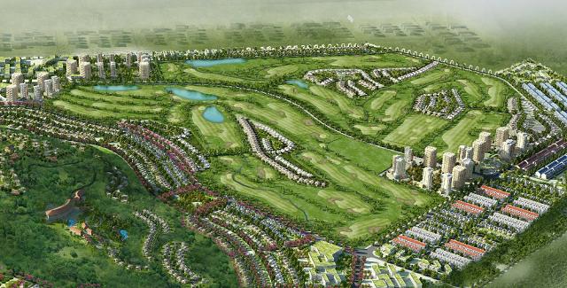 SZC muốn giải thể công ty Golf Course Châu Đức