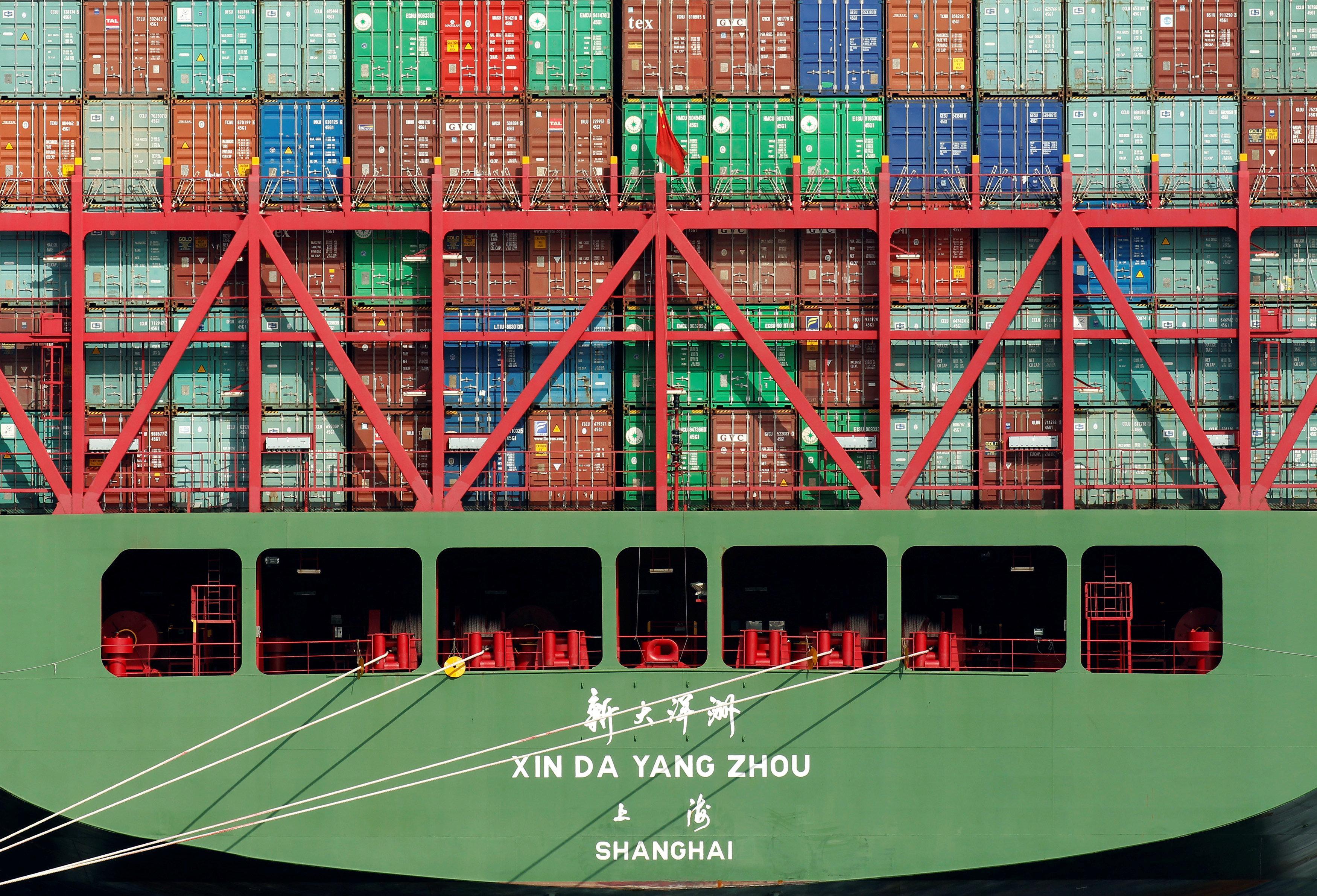 Mỹ lùi ngày áp thuế về 15/12 với một số hàng hóa Trung Quốc