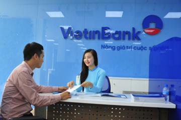 Khách hàng VietinBank mất phí 500 triệu đồng để có tài khoản 9 chữ số 7 hoặc 9