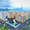 <p> <span>Khu tái định cư Thủ Thiêm còn tồn đọng khoảng 3.790 căn hộ, dự kiến được đem bán đấu giá lần 3 sau 2 lần bất thành. Ảnh:<em> Dũng Nguyễn.</em></span></p>