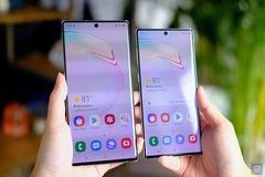 Bộ đôi Galaxy Note 10 bán tại Việt Nam từ 23/8, giá khởi điểm 22,99 triệu đồng