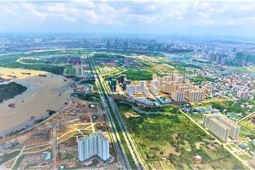 Phương án của TP HCM với 4,3 ha ngoài ranh quy hoạch Khu đô thị mới Thủ Thiêm