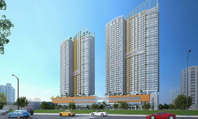 Vinaconex 2 làm tổng thầu dự án gần 1.800 tỷ đồng tại Quy Nhơn