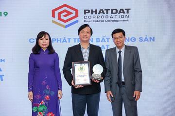 Phát Đạt nhận 2 giải thưởng về hoạt động quan hệ nhà đầu tư 2019