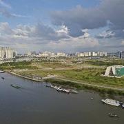 TP HCM họp báo công bố ranh giới 4,3 ha ngoài ranh Thủ Thiêm