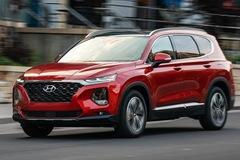Top 10 ôtô bán chạy tháng 7: Hyundai Santa Fe lần đầu góp mặt