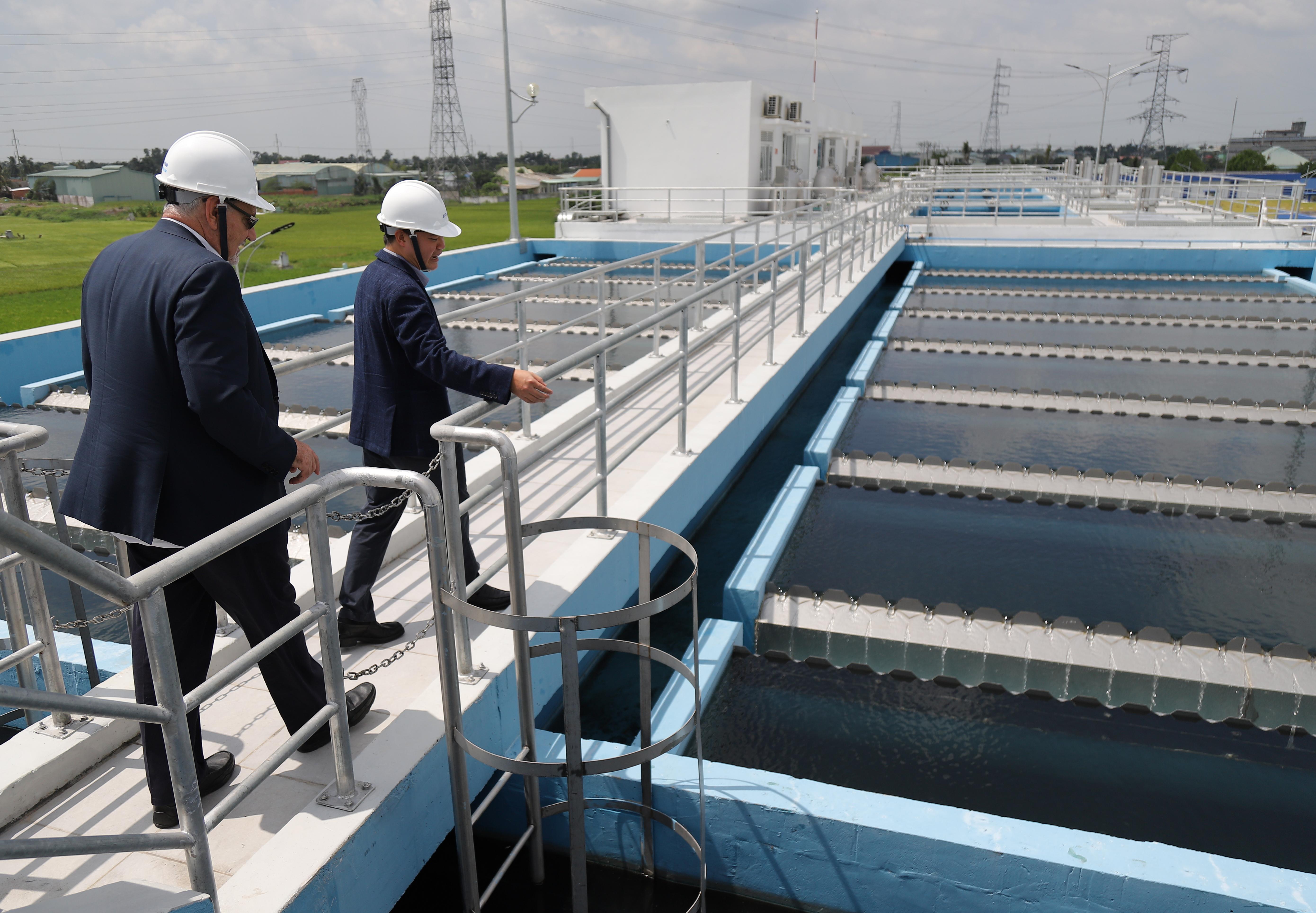 DNP Water kỳ vọng IFC tiếp tục đầu tư hỗ trợ xã hội hóa ngành nước tại Việt Nam