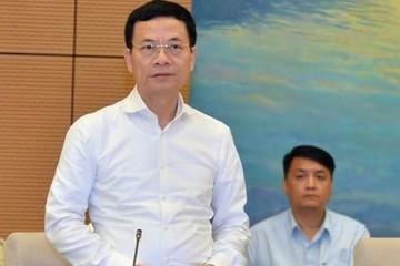 Bộ trưởng Nguyễn Mạnh Hùng: Không có mạng xã hội trong nước, 'não người Việt' sẽ ở nước ngoài