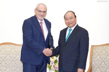 IFC hỗ trợ làm dây truyền tải điện từ Lào sang Việt Nam