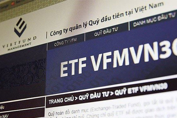 VFM huy động vốn 2 quỹ ETF cho cổ phiếu gần hết room và ngành tài chính