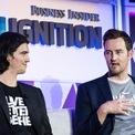 <p> Cả 2 phát triển WeWork sau khi nảy ra ý tưởng cho thuê văn phòng trống cho các công ty khác. Vào năm 2008, họ thuyết phục chủ nhà cho họ thuê một tầng trong tòa nhà và hợp tác thành lập công ty Green Desk. (Ảnh: <em>BI</em>)</p>