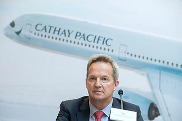CEO hãng hàng không lớn nhất Hong Kong từ chức