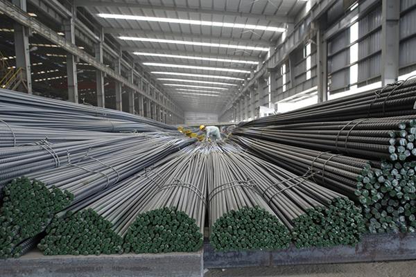 Xuất khẩu thép giảm 8% trong tháng 7