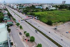 Hà Nội phê duyệt Chỉ giới đường đỏ tuyến đường rộng 40 m qua huyện Hoài Đức