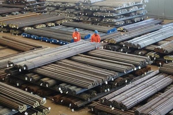 Giá thép Trung Quốc lên cao nhất 2 tuần